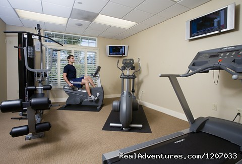Fitness Center  - West Inn & Suites