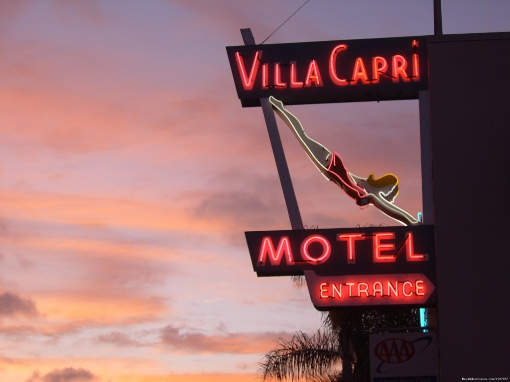 Villa Capri by the Sea Coronado, California  Bed & Breakfasts