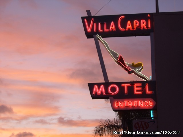 Villa Capri by the Sea Bed & Breakfasts Coronado, California