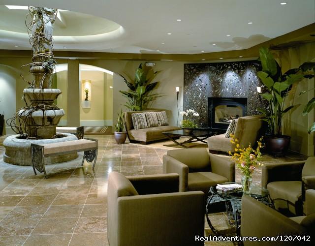 Lobby - Hotel Parisi