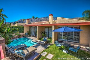 Sinful Seclusion in Uptown- Palm Springs TOT3100 Vacation Rentals Palm Springs, California