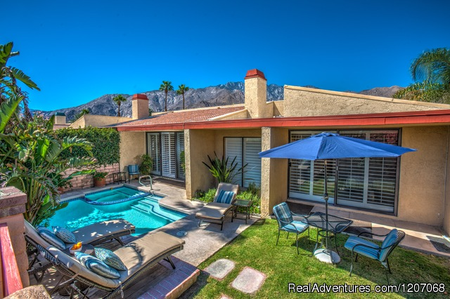 Sinful Seclusion in Uptown- Palm Springs TOT3100 Palm Springs, California Vacation Rentals