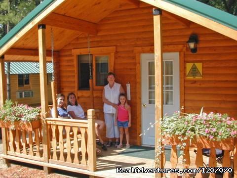 Family Camping Yogi Bear's Jellystone Park Florida