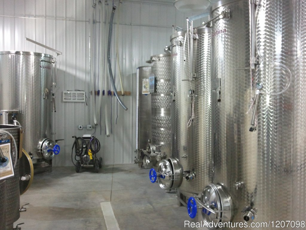 Wine Vats | Image #3/3 | Vetro Winery LLC