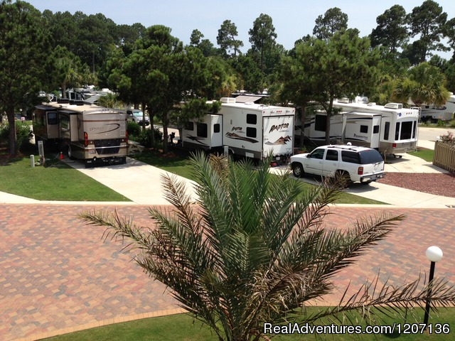 Image #3 of 23 - RV Park Beach Resort, Panama City Beach