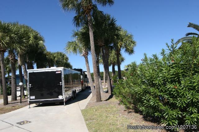 Panama City Beach Campgrounds Rv Parks