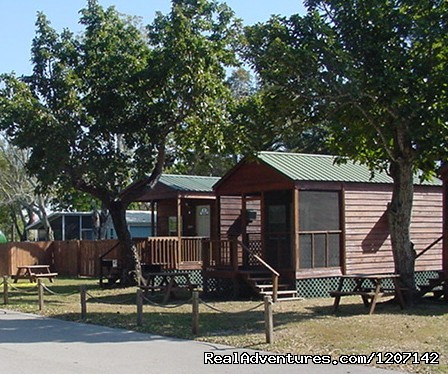 Lodges - Miami Everglades Campground