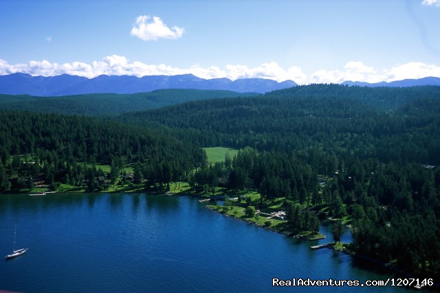 Averill's Flathead Lake Lodge: