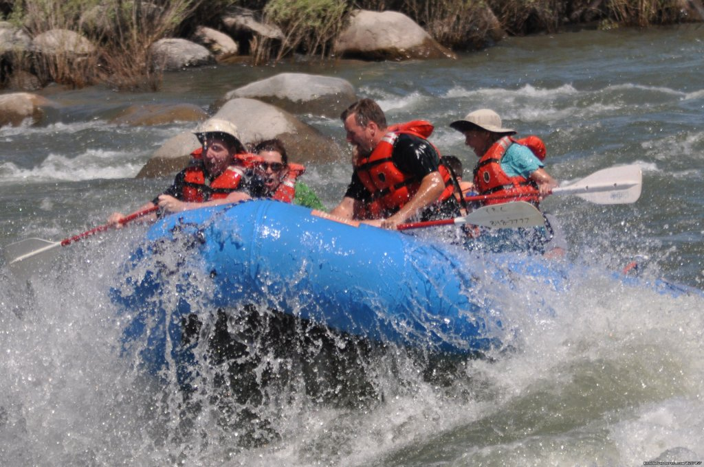 The Yellowstone Raft Co. pioneered rafting on the Yellowstone River back in 1978.  We have continued to offer fun, safe, and exciting whitewater raft and kayak trips since. Our guests often exclaim that our trip was the highlight of their vacation!