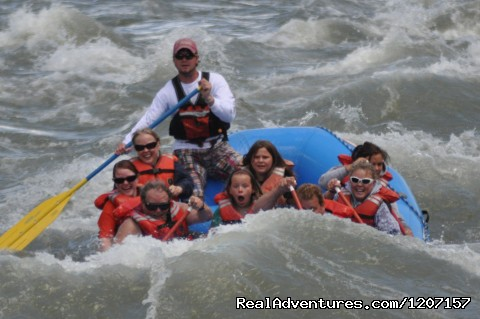 family fun! - Yellowstone Raft Company