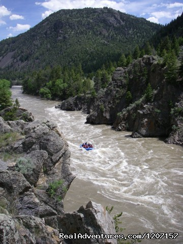 Yankee JIm Canyon - Yellowstone Raft Company