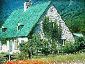 Large Country Homes rental near Quebec City Canada St-Ferréol-Les-Neiges, Quebec Vacation Rentals