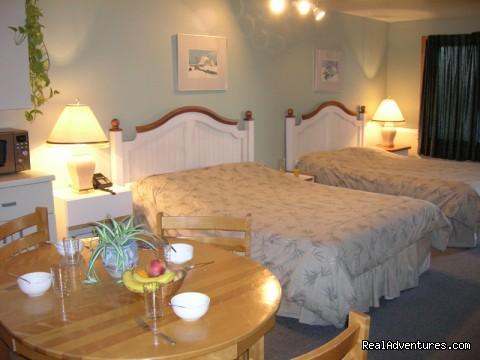 Studio 2 doubles beds (#3 of 10) - Auberge et Chalets Refuge du Faubourg
