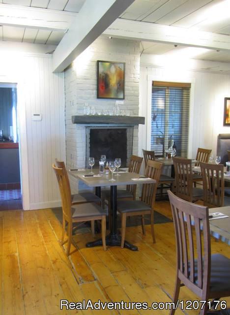 Restaurant - Auberge La Camarine Inn