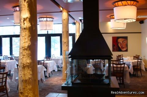 La Traite Le Restaurant (#6 of 15) - Hôtel-Musée Premières Nations