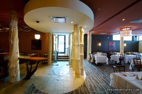 La Traite Le Restaurant (#7 of 15) - Hôtel-Musée Premières Nations