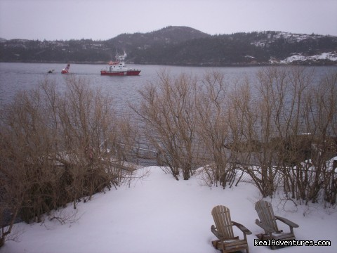 Coast Guard - Burgeo Haven Inn on the Sea Bed & Breakfast