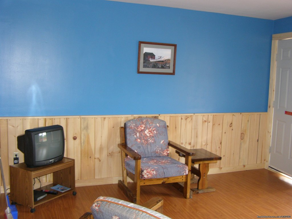 cabin rental on 2 acres of land located at the entrance to Gros Morne national park,very knowledgeable on the area and very hospitible.