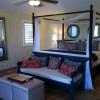 Romantic new East Bedroom