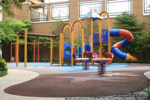Children's Playground (#7 of 9) - Amisha Home-3 bedrooms Kuala Lumpur Vacation Apart