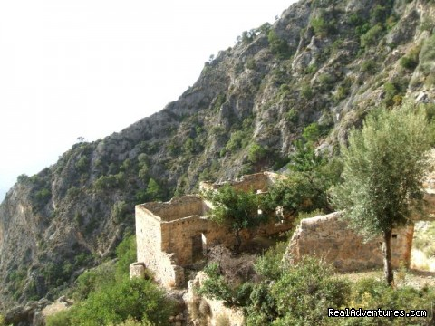 Afkule Monastry - Hiking in Kayakoy, Turkey: the Spirit of Lycia