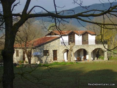 Your accomodation, Villa Eden (#22 of 24) - Hiking in Kayakoy, Turkey: the Spirit of Lycia
