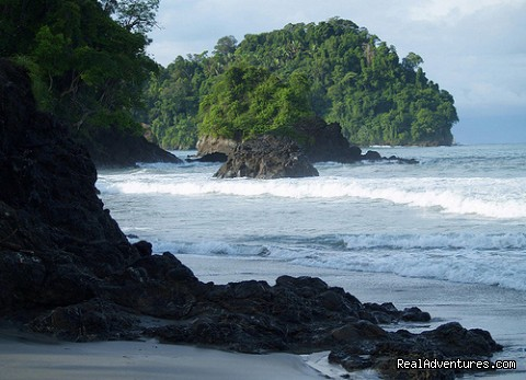 Beach at Manuel Antonio National Park (#3 of 4) - Costa Rica Flexi Vacations