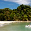 Beach at Manuel Antonio National Park