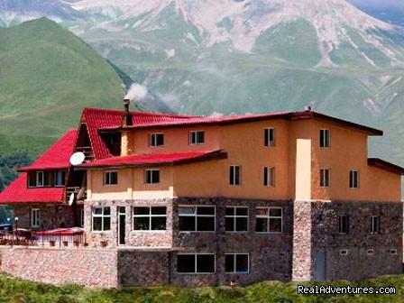 Gudauri Hotels: Hotel Gudauri Hut