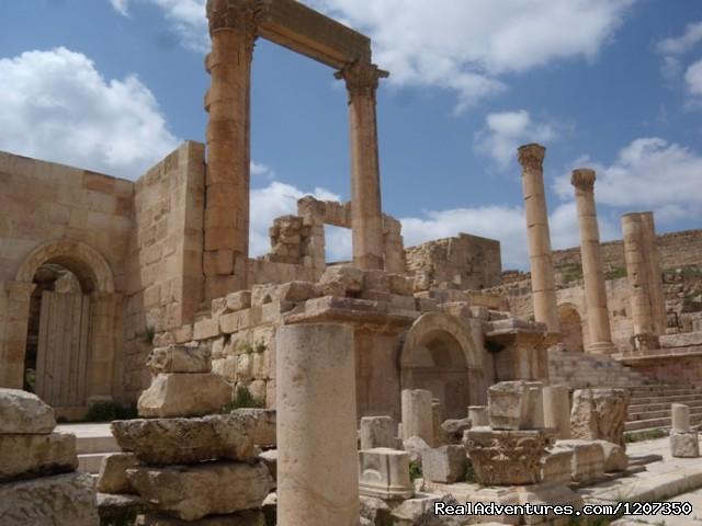 Amman Citadel (#7 of 26) - Hire Car,Minivan And Driver 150JD per day
