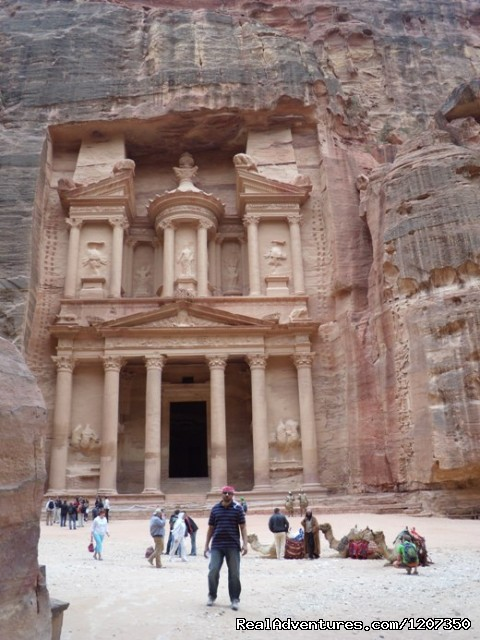 Petra - Hire Car,Minivan And Driver 150JD per day