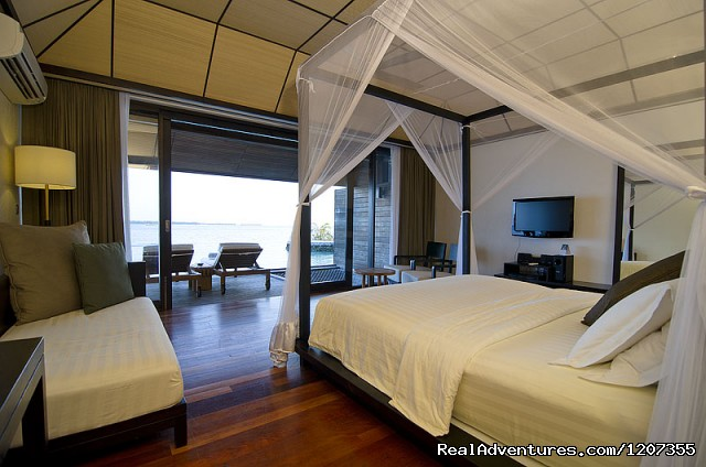 Image #2 of 5 - Maldives Hotel accommodation partner