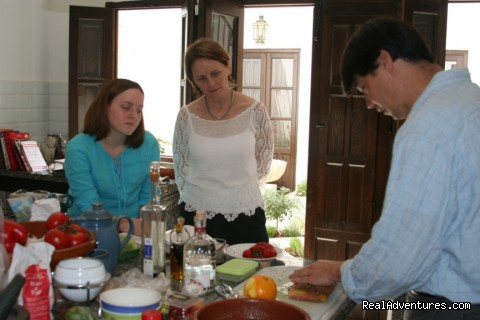 Cooking & Wine Classes in Granada, Andalucia