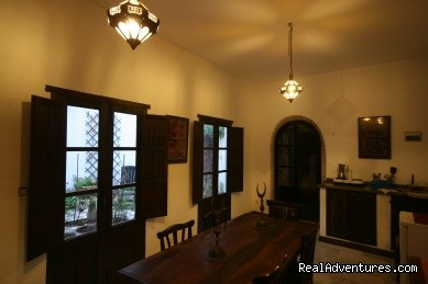 Dining Room - Cooking & Wine Classes in Granada, Andalucia