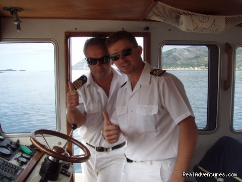 Our Captains - Croatia-Tailor Made Holiday Packages