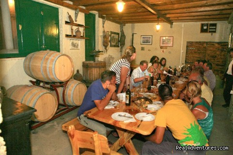 Our Wine tasting excursion - Croatia-Tailor Made Holiday Packages