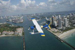 Miami Seaplane Tours Sight-Seeing Tours Key Biscayne, Florida