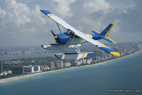 - Miami Seaplane Tours