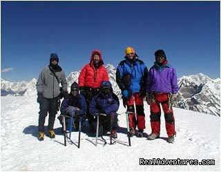 Mera Peak (6654m) Peak Climbing