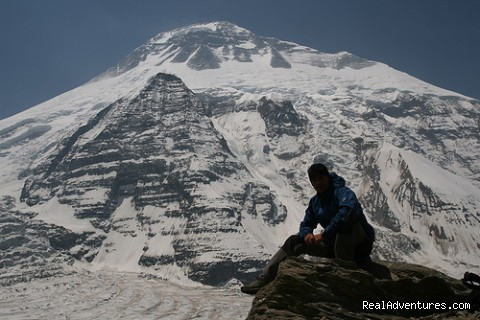 Dhaulagiri Expedition: