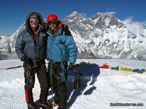 Ama Dablam Expedition: