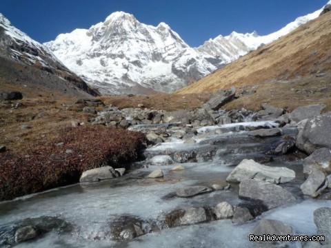 Annapurna Base Camp Trek: