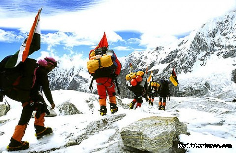 Kanchenjunga Expedition: