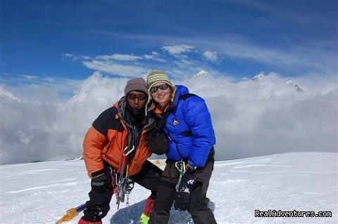 Ama Dablam and Pumori Expedition