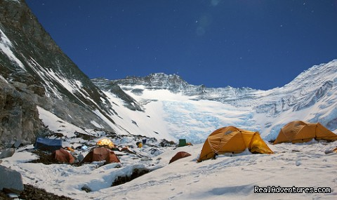 Image #1 of 1 - Lhotse Expedition