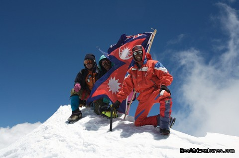 Lhakpa Ri Expedition:
