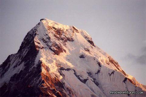 Annapurna Expedition: