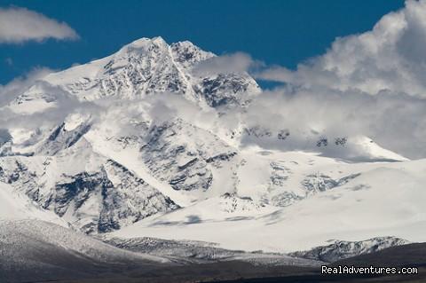 Shishapangma and Cho Oyu Expedition from Tibet