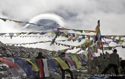 - Shishapangma and Cho Oyu Expedition from Tibet