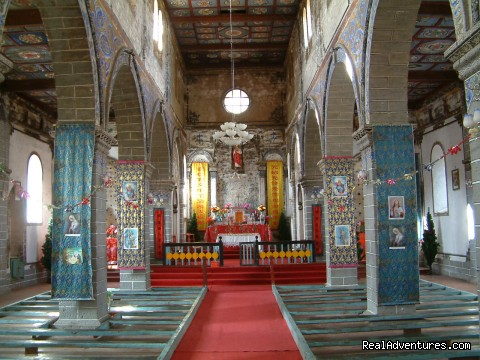 cizhong church (#17 of 26) - China Bike Tours, Tour de China